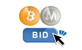 手元に暗号通貨がなくても「売り」から取引できます